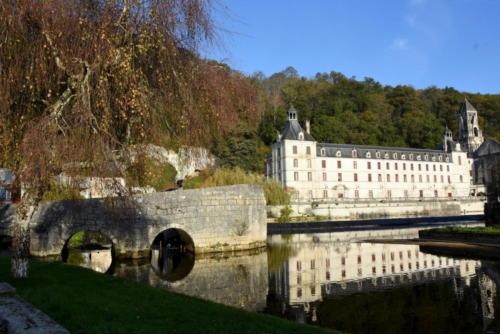 abbaye brantôme 2