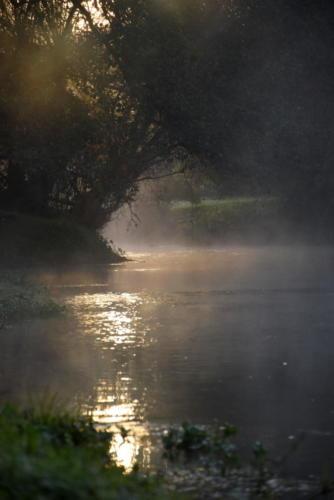 brume lever du jour brantômois