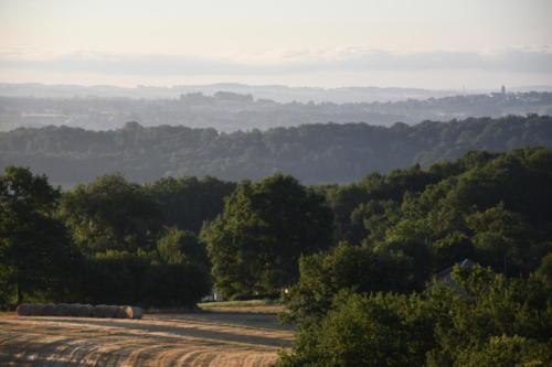thiviers côteaux forêt SCOT PV Photoc
